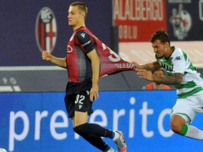 Perfetta parità nei confronti tra Bologna e Sassuolo al Dall'Ara: 2 vittorie rossoblù, 2 pareggi e 2 successi neroverdi