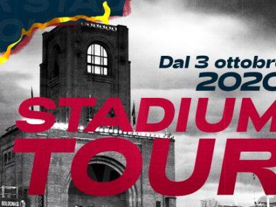 Dall'Ara Stadium Tour: già sold out le visite alla 'Galleria del Tempo' del 3 ottobre