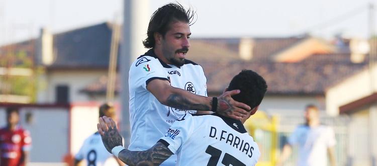 Nel quarto turno di Coppa Italia il Bologna sfiderà lo Spezia, bianconeri corsari 2-0 a Cittadella