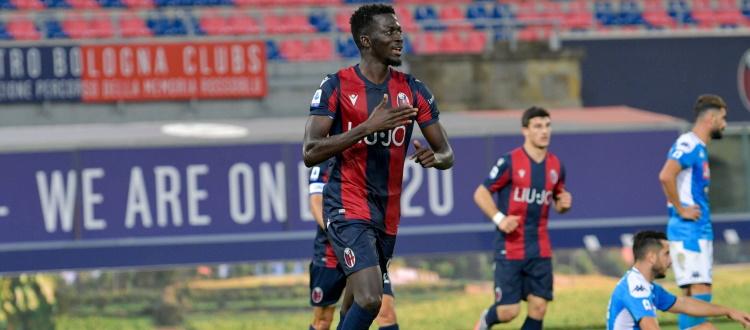 Bologna avanti 31-16 sul Napoli nei match casalinghi in Serie A, l'ultimo precedente è un pareggio firmato Barrow