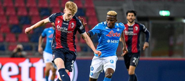Bologna-Napoli 0-1: il Tosco l'ha vista così...