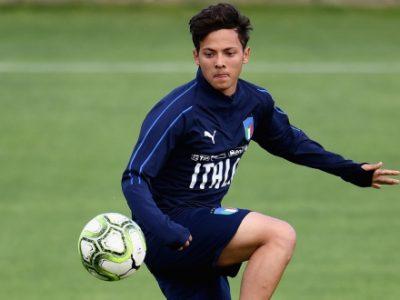 Anche Vignato in Nazionale, il fantasista del Bologna inserito nel gruppone dell'Under 21