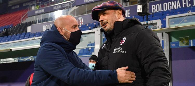 Bologna-Spezia 2-4: il Tosco l'ha vista così...