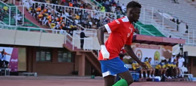 Barrow torna al gol anche in Nazionale e il Gambia batte 2-1 il Gabon