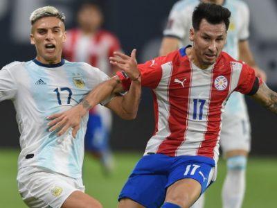 Barrow e Baldursson titolari ma sconfitti, Dominguez schierato nel finale di Argentina-Paraguay 1-1