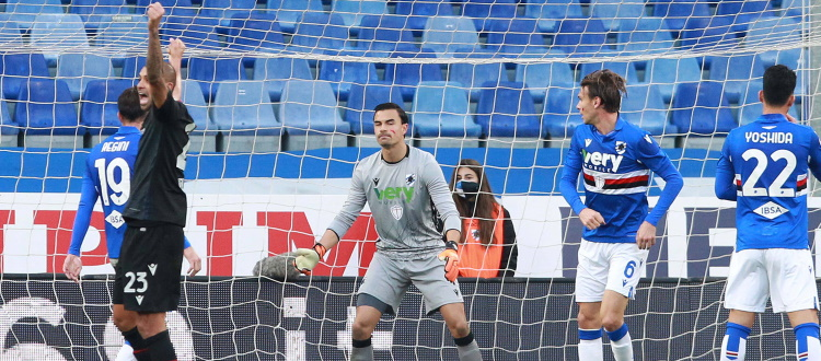 Sampdoria-Bologna 1-2: il Tosco l'ha vista così...