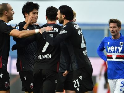 Il Bologna fa la voce grossa a Marassi: ottima prova e vittoria in rimonta 2-1, decisivo Orsolini