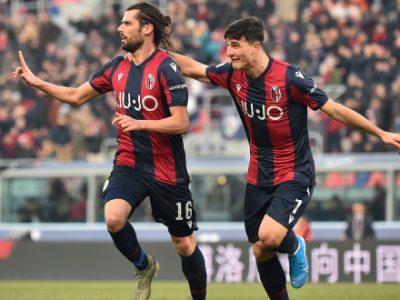 Bologna-Atalanta, confronto storicamente favorevole ai rossoblù. Lo scorso anno vittoria 2-1 con Palacio e Poli