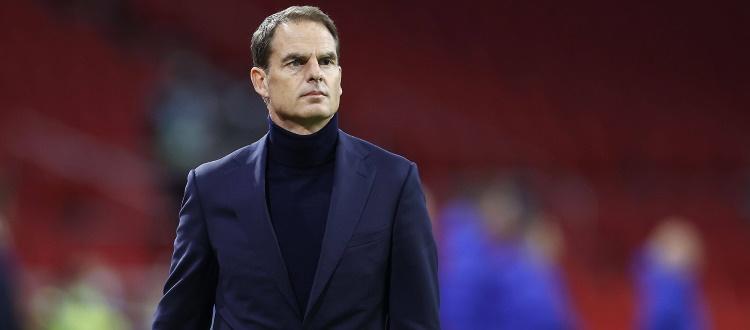 De Boer apre alla convocazione di Schouten nell'Olanda: