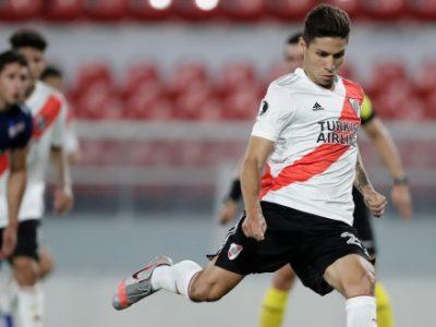 Dall'Argentina: Bologna su Gonzalo Montiel, terzino destro del River Plate e della Nazionale