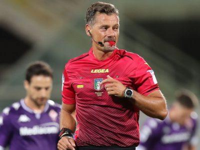 Spezia-Bologna sarà diretta da Piero Giacomelli di Trieste