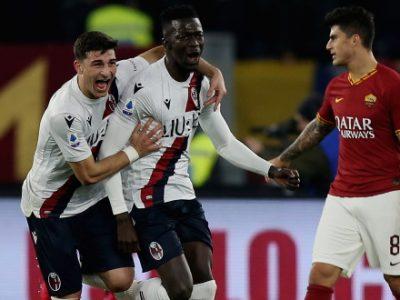 Roma-Bologna 2-3 eletta partita dell'anno dagli utenti di ZO