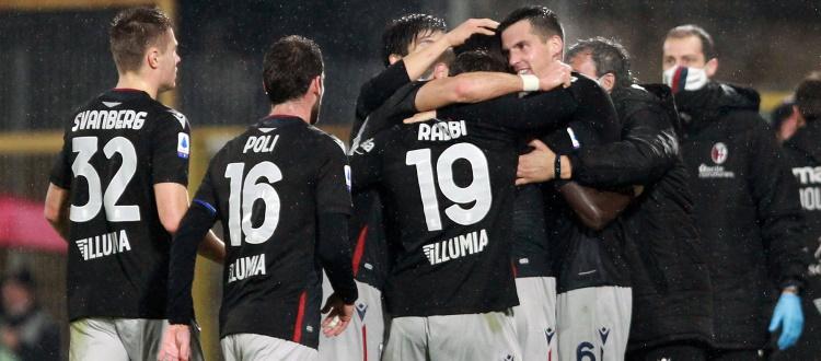 Spezia-Bologna 2-2: il Tosco l'ha vista così...