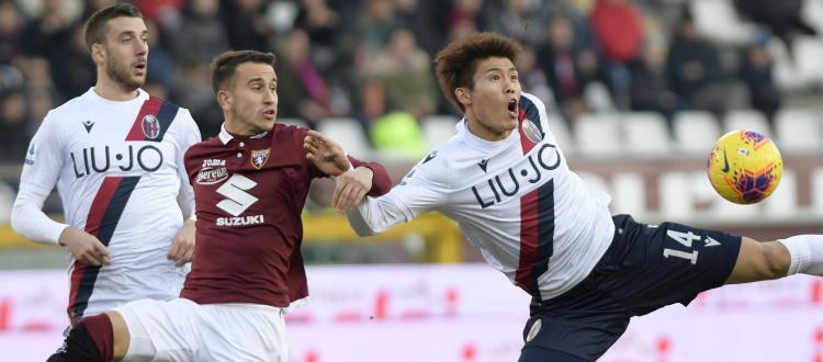 In Piemonte 32 successi del Torino e 10 del Bologna, 20 i pareggi. Nella scorsa stagione dominio rossoblù e vittoria granata