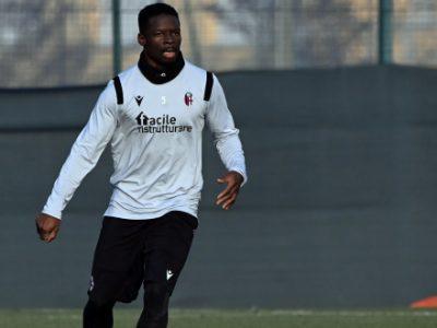 Anche oggi allenamento alle 12:30 per il Bologna: prove di attacco contro difesa e partitella