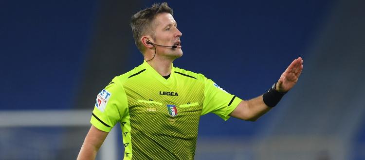 Fiorentina-Bologna sarà diretta da Daniele Orsato di Schio