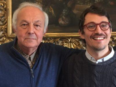 La vita straordinaria di Rodolfo Minelli - Intervista agli eredi Adriano e Giacomo