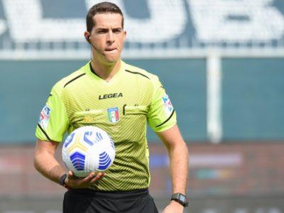 Bologna-Udinese sarà diretta da Giovanni Ayroldi di Molfetta