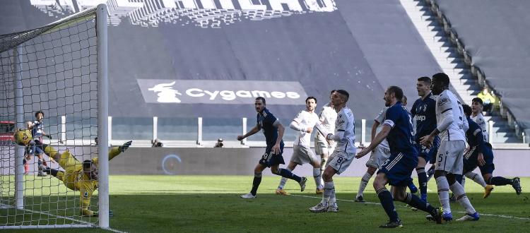 Bel Bologna allo Stadium, ma la Juventus è in giornata buona: 2-0, Arthur e McKennie spengono i sogni di gloria rossoblù