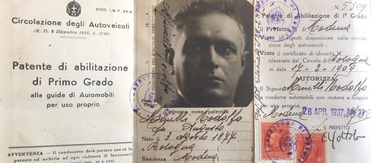 Rodolfo Minelli, un Cavaliere mai schiavo del potere. Amico del popolo, nemico degli oppressori fascisti (atto II)