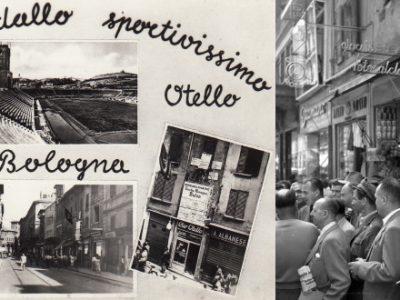 Un secolo del Bar Otello, il ritrovo dei tifosi rossoblù