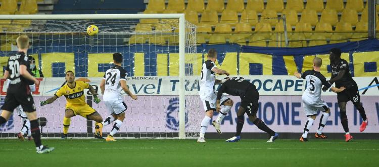 Parma-Bologna 0-3: il Tosco l'ha vista così...