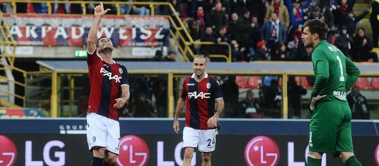 Bologna in 3D nell'unico precedente contro il Benevento al Dall'Ara: 3-0 con Destro, De Maio e Dzemaili nel 2018