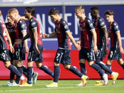 Aggiornata sul sito la sezione 'Prima Squadra', con tutte le info e le statistiche sui giocatori del Bologna