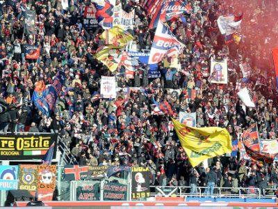 Comunicato di sei gruppi della Curva Andrea Costa su Sabatini: