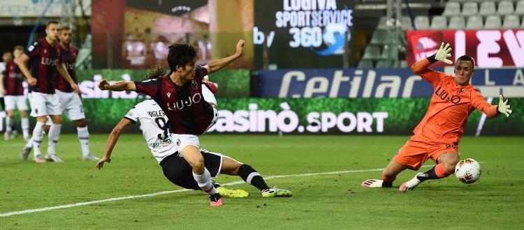 Il Bologna cerca la quarta vittoria al Tardini in Serie A, si riparte dal beffardo 2-2 del 12 luglio 2020