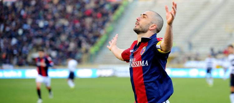 Il Bologna sogna una vittoria contro la Lazio che al Dall'Ara manca dal 23 gennaio 2011: 3-1 con Ramirez e doppio Di Vaio