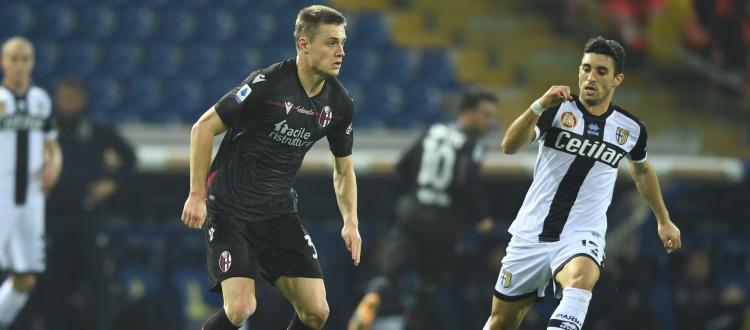 Sono 23 i convocati rossoblù per Bologna-Benevento, out Faragò, Medel, Santander e Svanberg