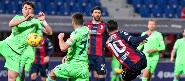 Bologna quasi perfetto nonostante le assenze, battuta una big grazie alle ottime prove individuali e alla perfetta preparazione di Mihajlovic