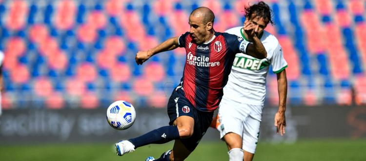Attivazione atletica, esercitazioni tecnico-tattiche e partitelle verso Sassuolo-Bologna