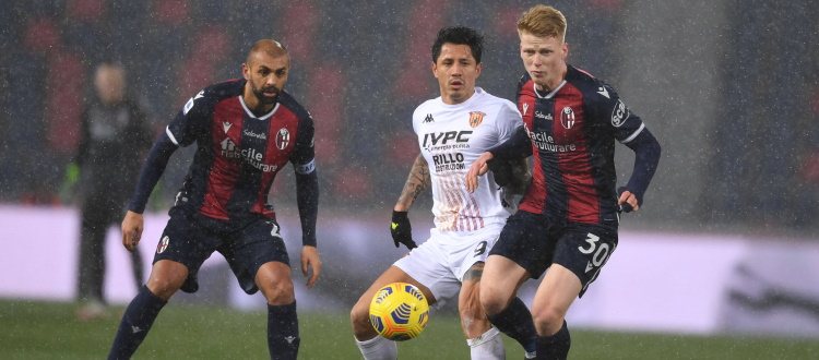 Bologna-Benevento 1-1: il Tosco l'ha vista così...