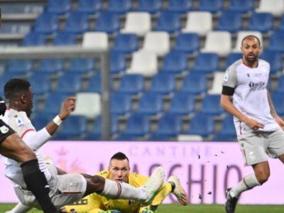 Sassuolo-Bologna 1-1: il Tosco l'ha vista così...