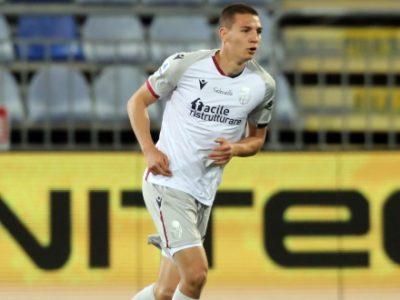 Esordio in Serie A e in maglia rossoblù per Antov, 923° giocatore nella storia del Bologna