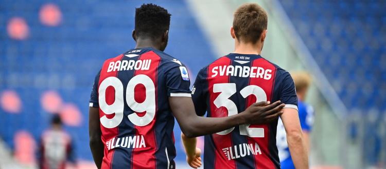 Le foto di Bologna-Sampdoria disponibili in alta definizione nella Gallery di Zerocinquantuno