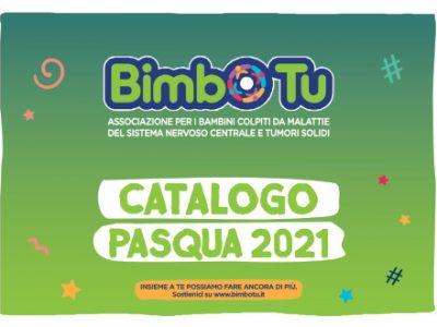 Per i tuoi regali di Pasqua scegli i prodotti solidali di Bimbo Tu!