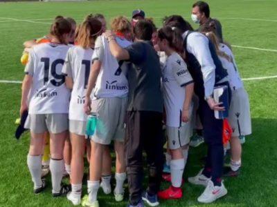 Il Bologna Femminile torna a vincere, 3-0 al Riccione. Capitan Bassi: