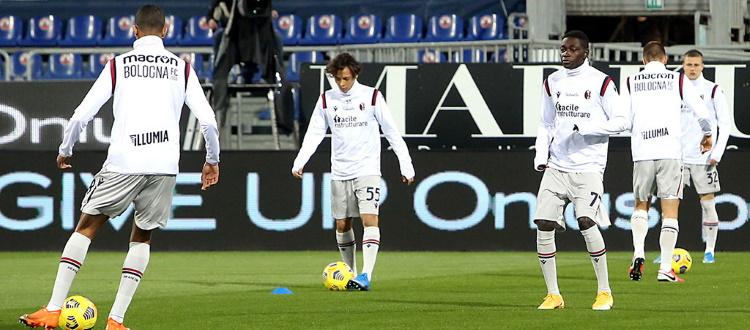 Seduta di scarico all'indomani del match di Cagliari, domani l'esito degli esami di Dominguez