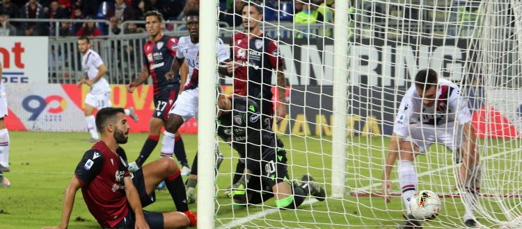 Bologna, la vittoria a Cagliari manca dal 30 ottobre 2013. L'ultimo precedente è un 3-2 per i sardi