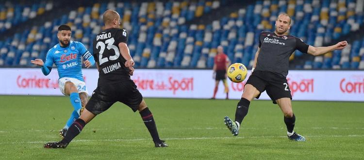 Napoli-Bologna 3-1: il Tosco l'ha vista così...