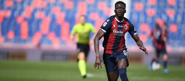 Ufficiale: Musa Barrow al Bologna a titolo definitivo