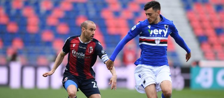 Bologna-Sampdoria 3-1: il Tosco l'ha vista così...