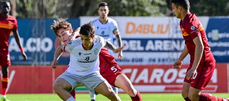 Il Bologna Primavera cade di rigore in casa della capolista Roma, 1-0 firmato Milanese