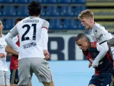 Schouten fermato per un turno dal Giudice Sportivo, salterà la sfida contro il Napoli al Diego Armando Maradona