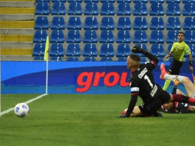 Crotone-Bologna 2-3: il Tosco l'ha vista così...