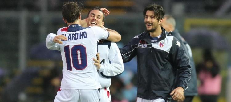 Bologna contro il tabù Bergamo: l'ultimo punto nel 2013 grazie a Gilardino, l'ultima vittoria nel 2009 con Mihajlovic in panchina