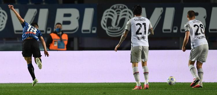 Atalanta-Bologna 5-0: il Tosco l'ha vista così...